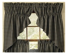 navy sturbridge curtains
