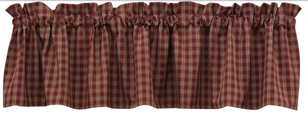 Sturbridge Wine Window Valance