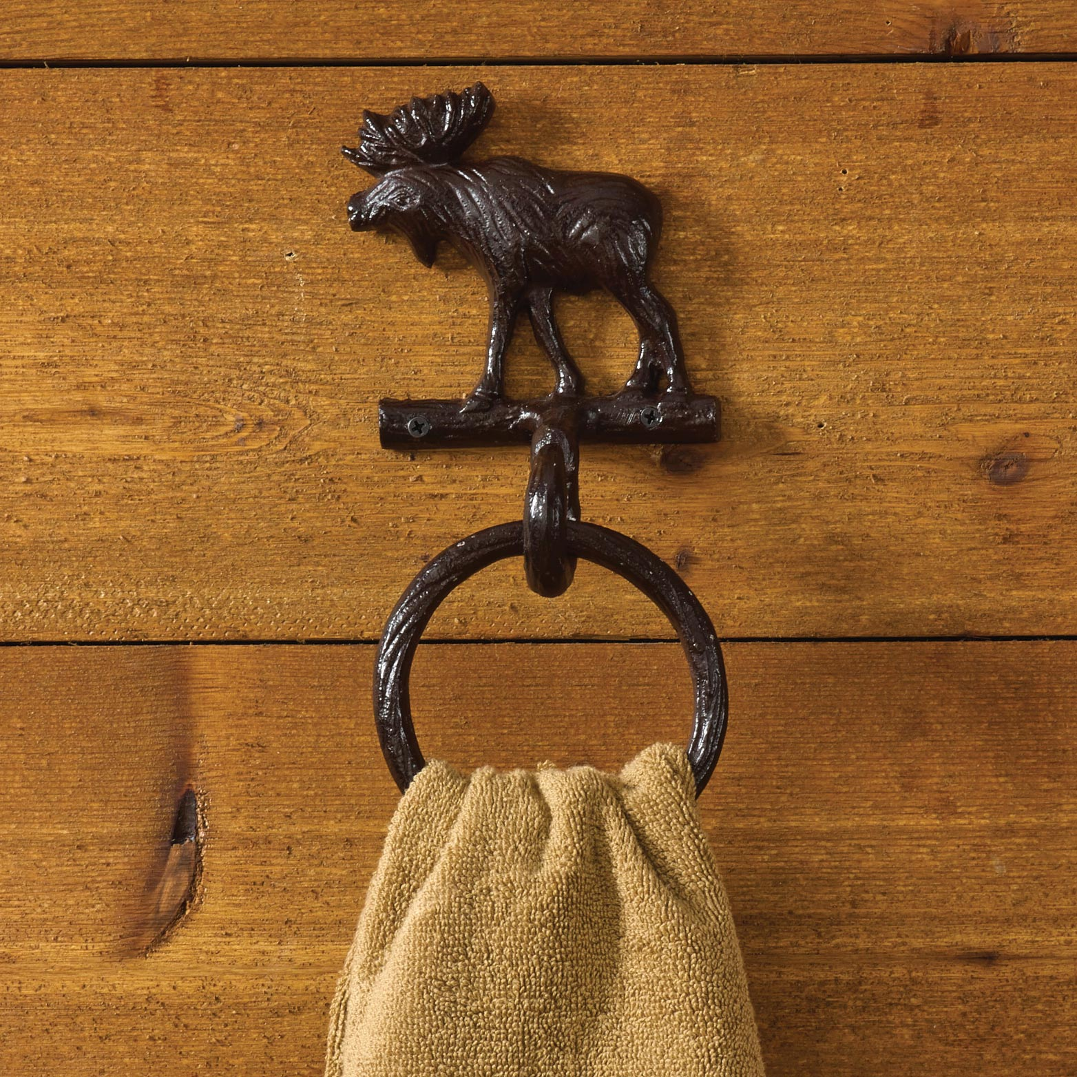 PKD-22-457M-Cast-Moose-Towel-Ring-Hook-LRG