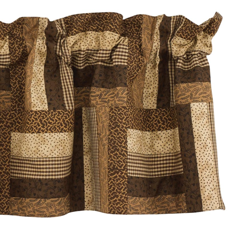 PKD-384-47-Shades-Of-Brown-Lined-Patchwork-Valance-LRG