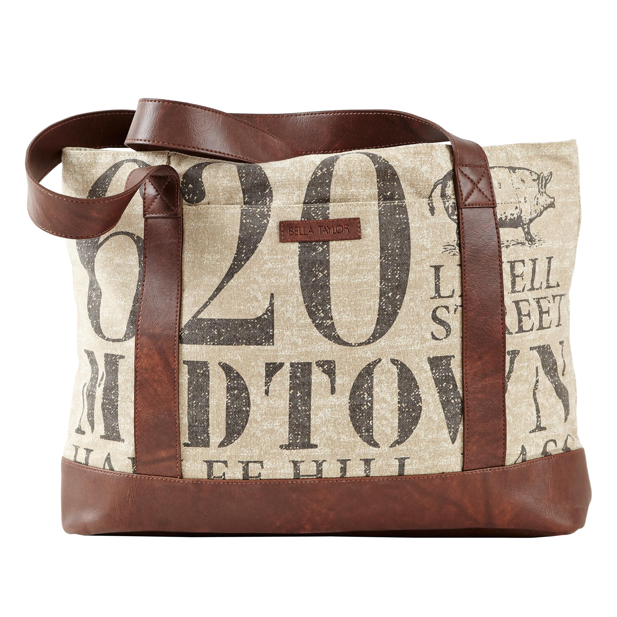 Vhc 22895 Hadlee Hill Simple Tote Lrg
