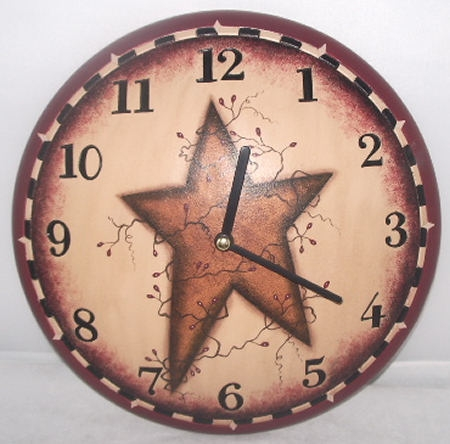 8W1151-Primitive-Star-Wall-Clock_LRG