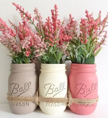 mason-jar-flower-vase-craft