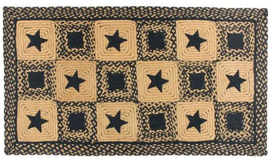 black-country-star-braided-rugs