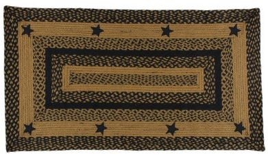black-star-rectangle-braided-rug