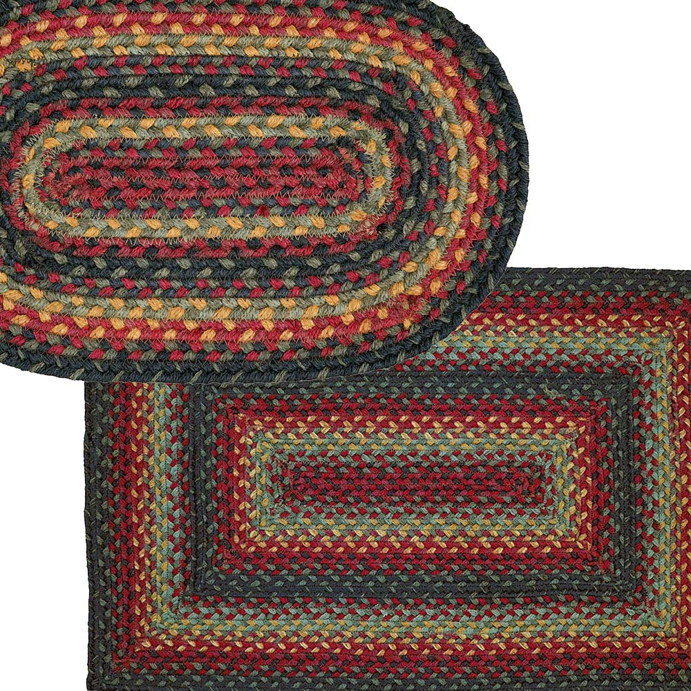 Braided Rugs Archives Page 2 Of 13 Primitive Home Decors