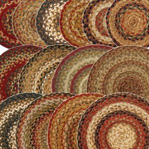 Homespice Decor Braided Trivets