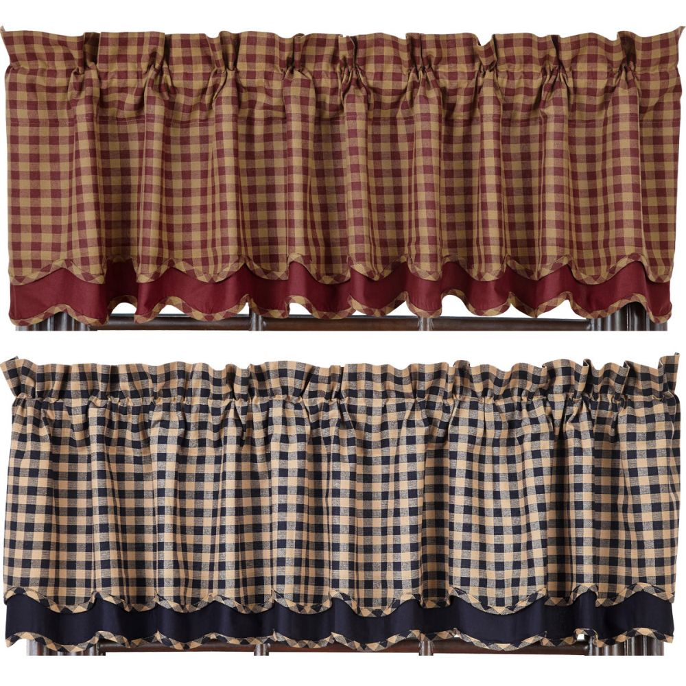 Check Out Our Complete Line Of Country Window Treatments Right Here And Shop Entire Clearance Sale