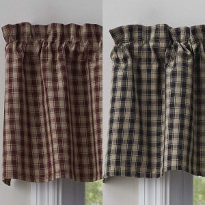 Town and Country Valance