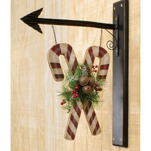 Candy Cane wall hanger