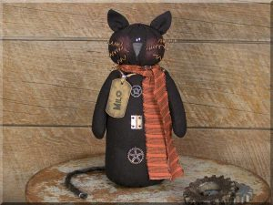 primitive cat doll