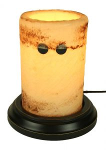 Mummy candle sleeve