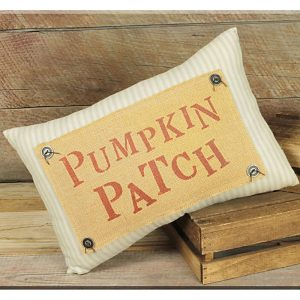 Pumpkin Patch pillow