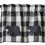 Wicklow Bear Applique Valance