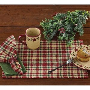 Seasons Greetings placemat