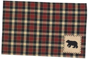Concord Bear Patch Place Mat