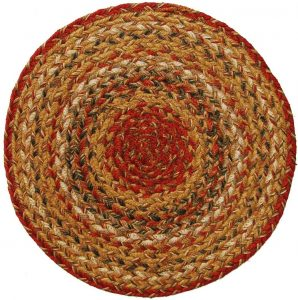 Homespice Decor braided trivet