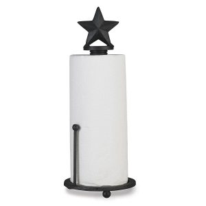 Blackstone Black Star Paper Towel Holder