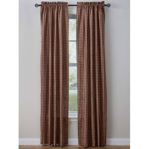 Town and Country Drapes Wine